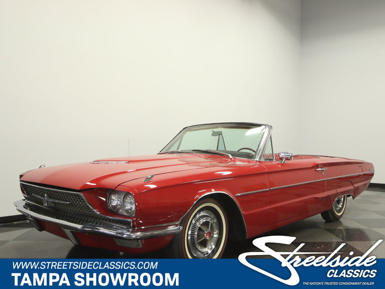 For Sale: 1966 Ford Thunderbird