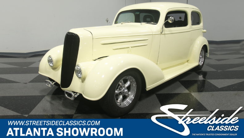 For Sale: 1936 Chevrolet Master