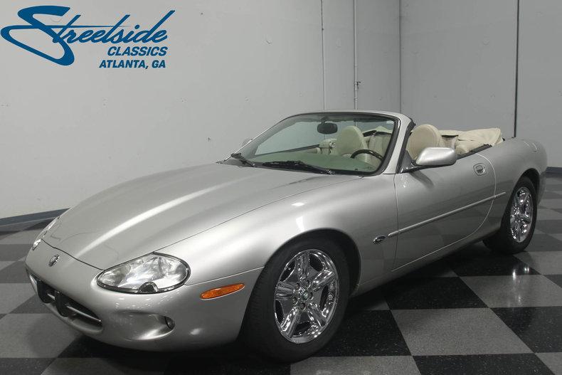 For Sale: 1999 Jaguar XK8