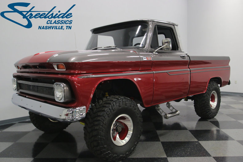 For Sale: 1965 Chevrolet K-10