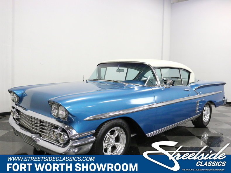 For Sale: 1958 Chevrolet Impala