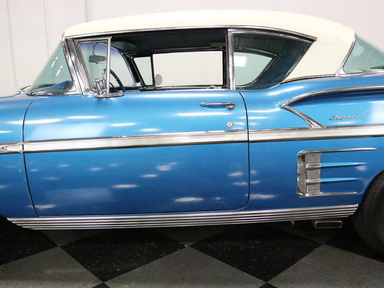 1958 1958 Chevrolet Impala For Sale
