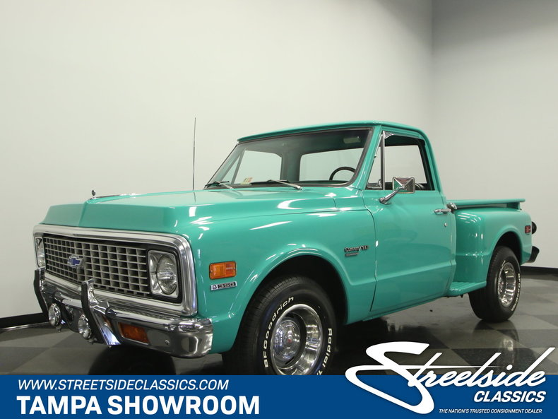 Gmc Phoenix >> 1972 Chevrolet C10 | Streetside Classics - The Nation's Trusted Classic Car Consignment Dealer