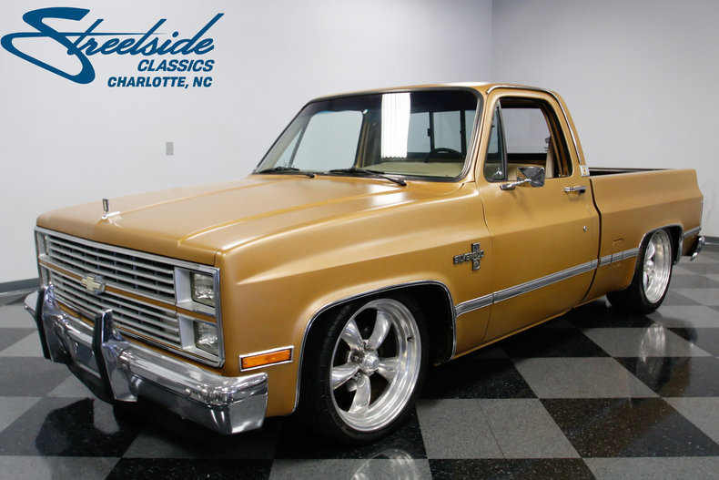 Gmc Phoenix >> 1984 Chevrolet C10 | Streetside Classics - The Nation's Trusted Classic Car Consignment Dealer