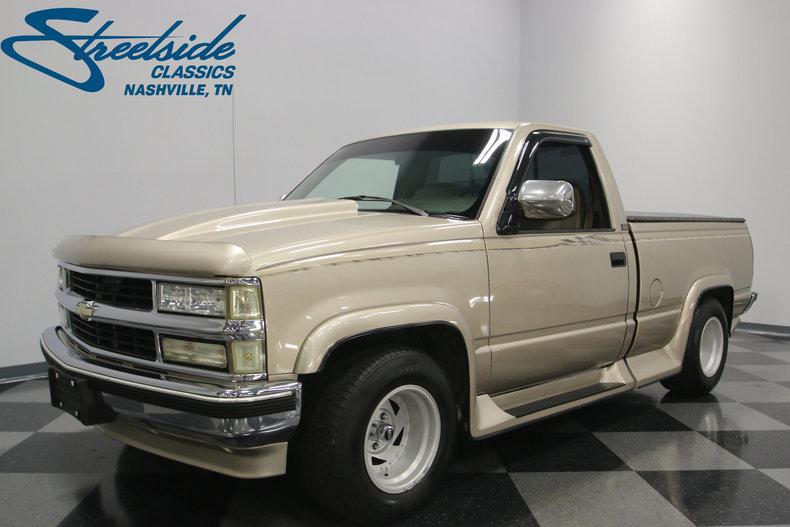 For Sale: 1992 Chevrolet Silverado
