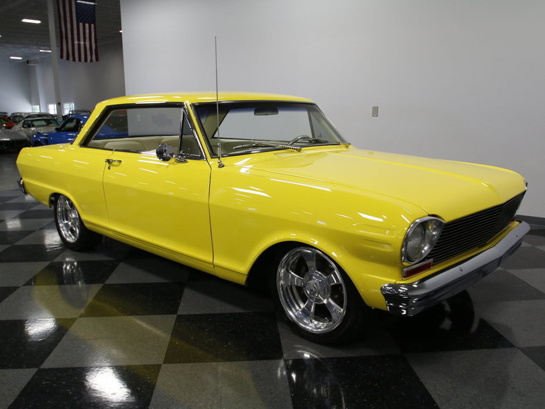 1963 1963 Chevrolet Nova For Sale