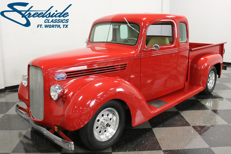 For Sale: 1938 Ford Custom Pickup