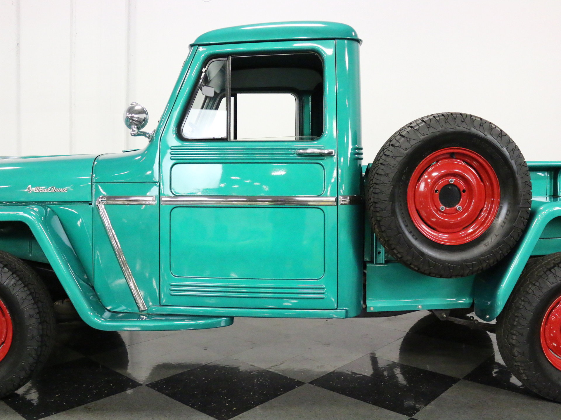 1960 Willys Pickup Streetside Classics The Nations Trusted 1941 Jeep Trucks Show More Photos