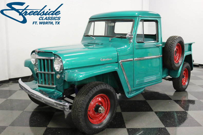 For Sale: 1960 Willys Pickup