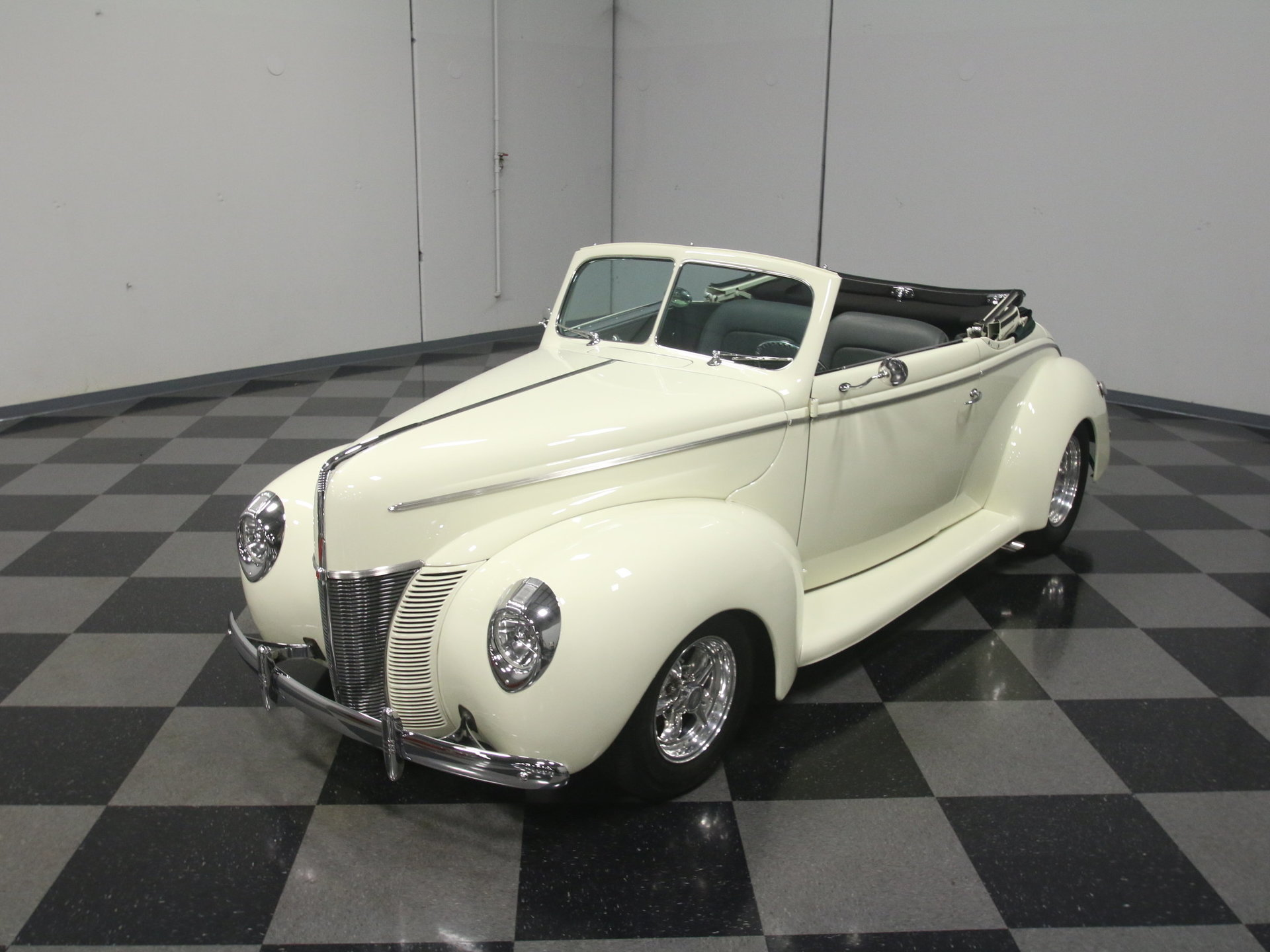 1940 Ford Cabriolet For Sale 66478 Mcg