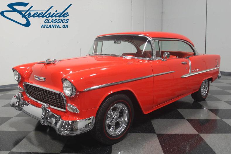 1955 1955 Chevrolet Bel Air For Sale