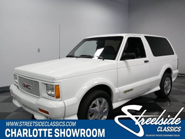 For Sale: 1993 GMC Typhoon
