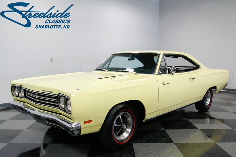 For Sale: 1969 Plymouth Road Runner