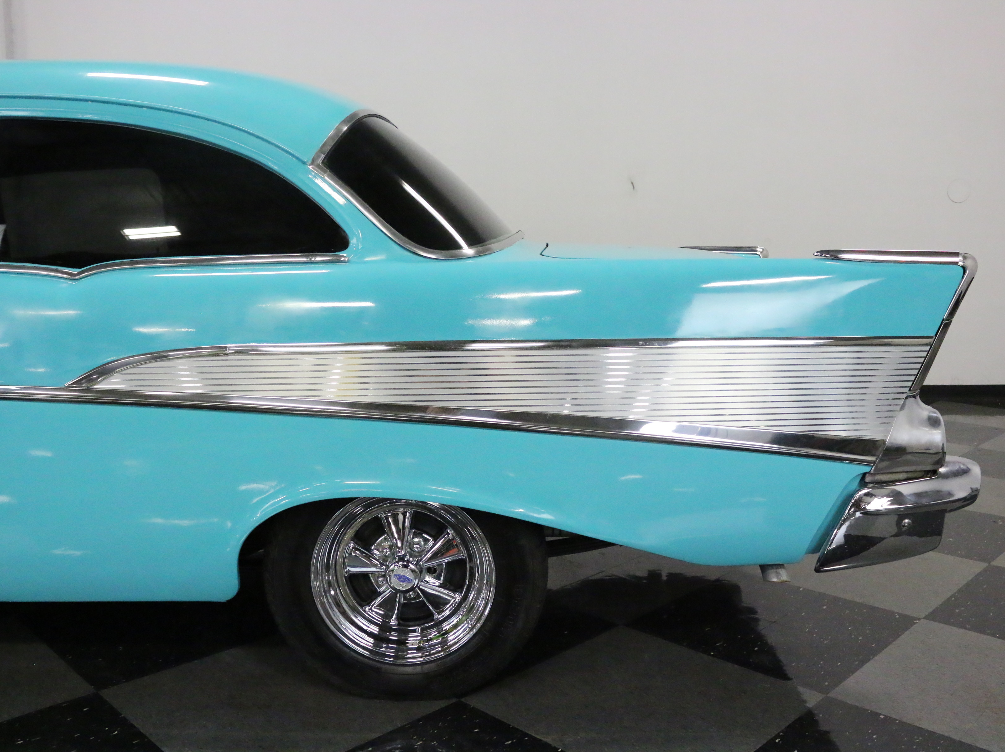 1957 Chevrolet Bel Air 150 210