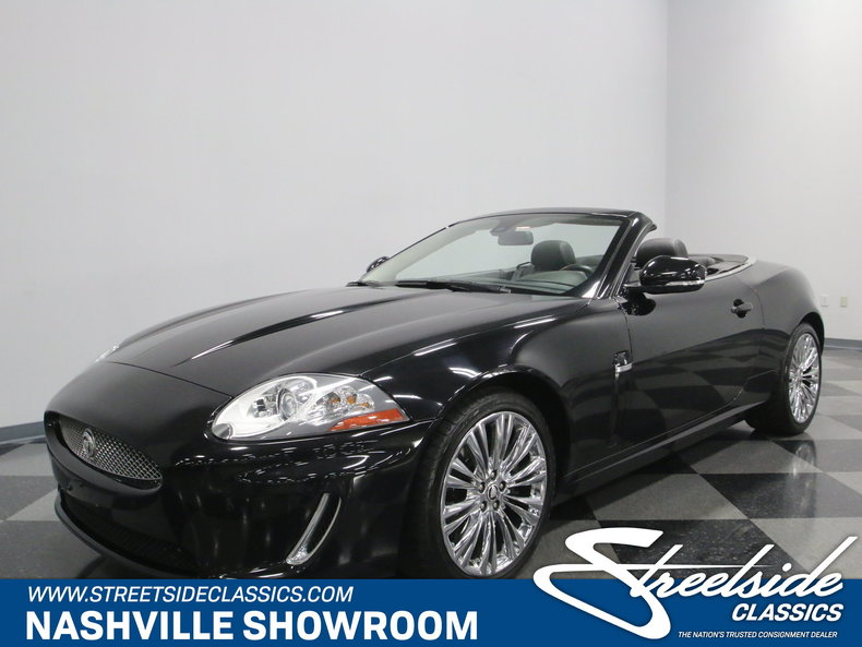 For Sale: 2010 Jaguar XK