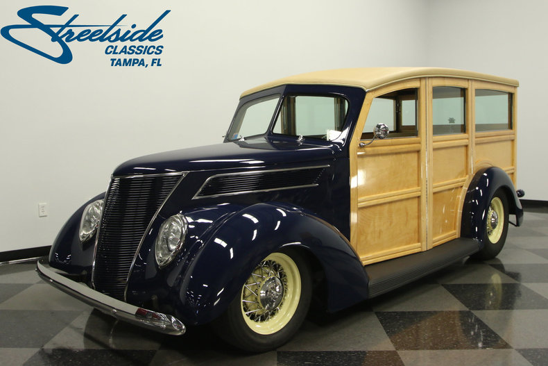 For Sale: 1937 Ford Woody Wagon