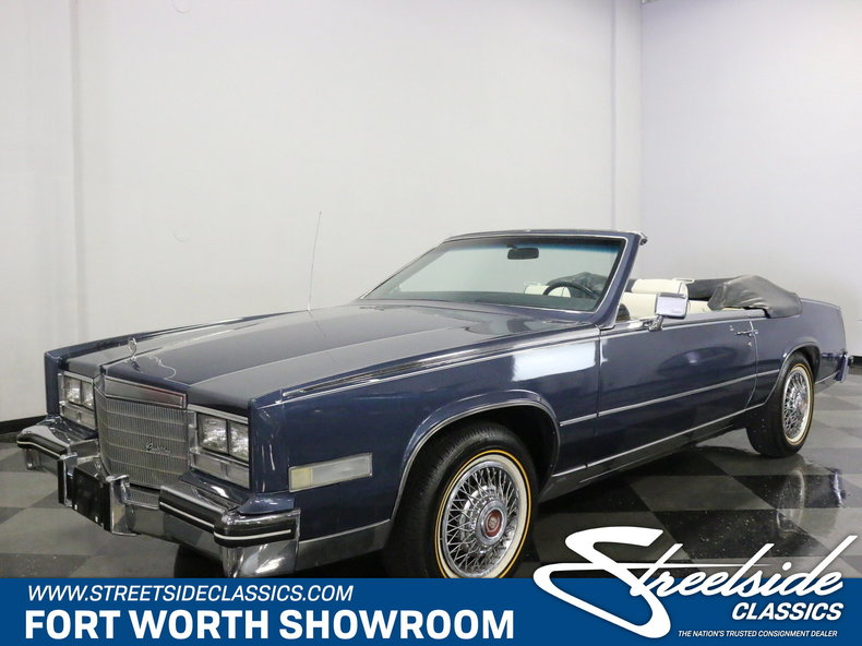 For Sale: 1984 Cadillac Eldorado