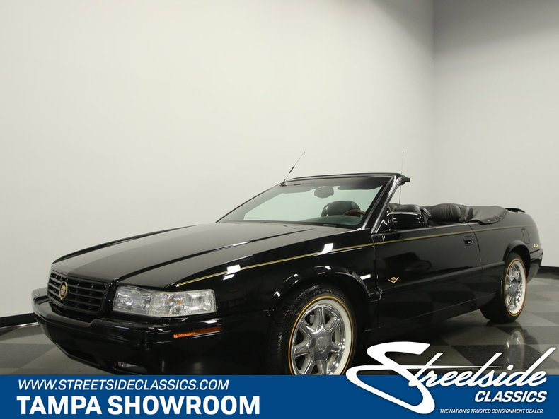For Sale: 2002 Cadillac Eldorado