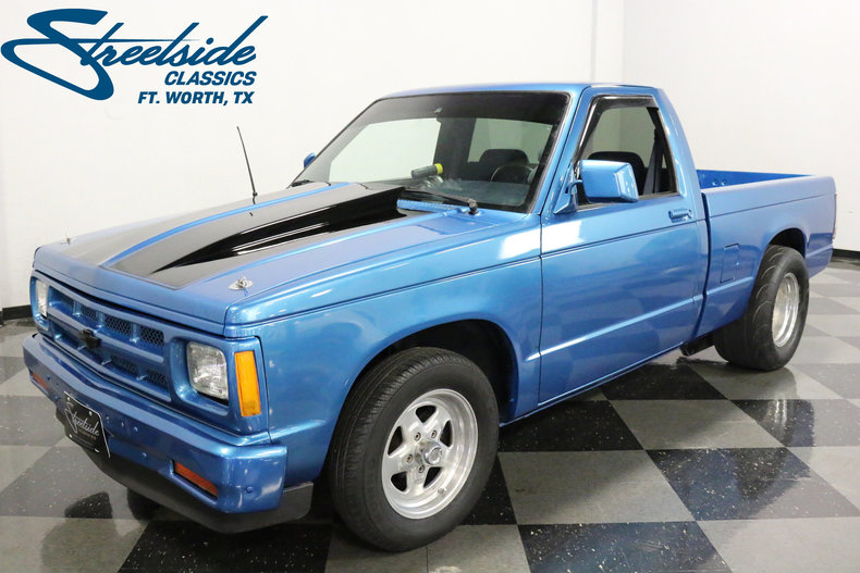 For Sale: 1988 Chevrolet S-10