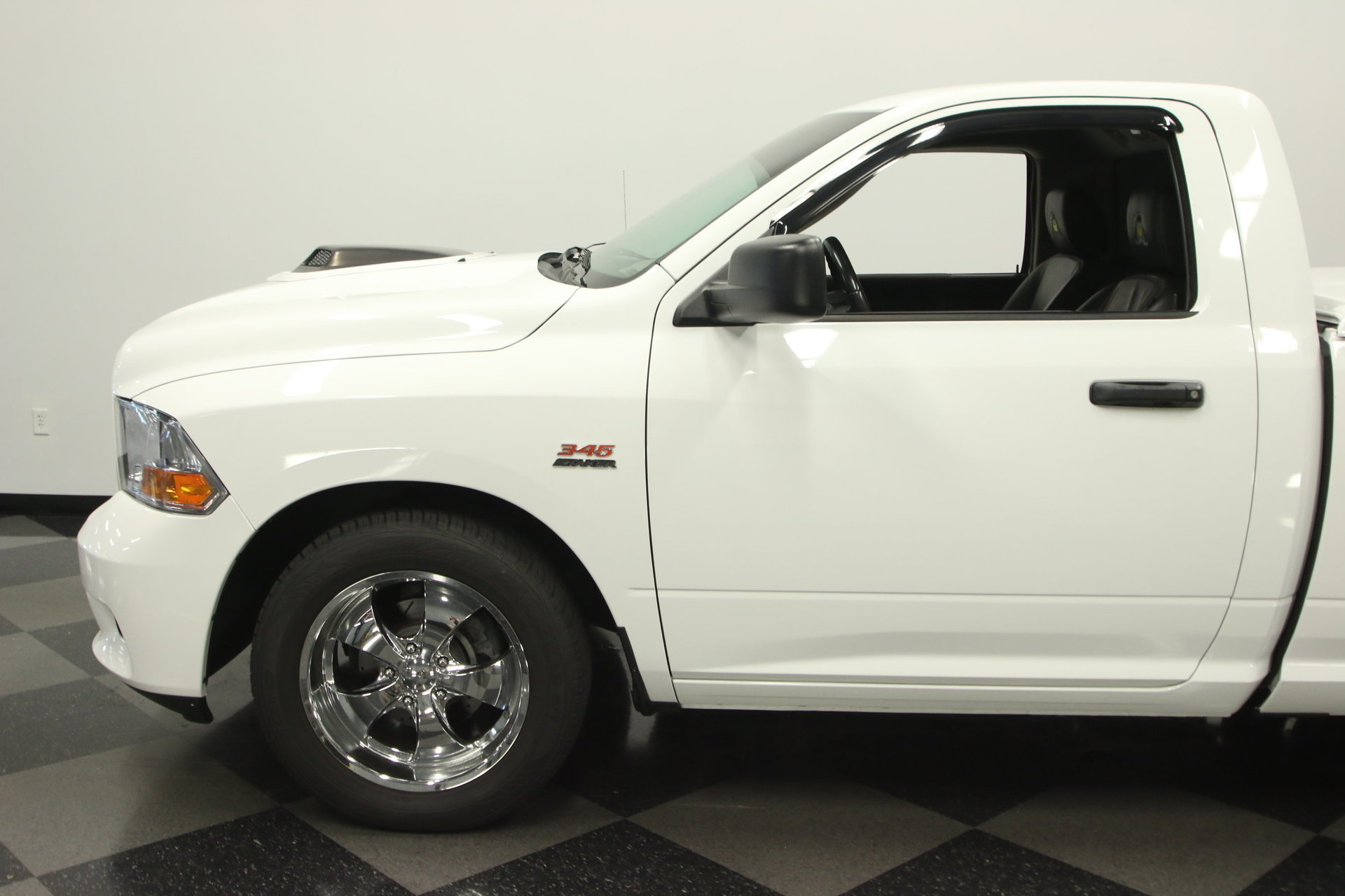 2012 Dodge Ram 1500 Shaker Streetside Classics The Nations Tires Spincar View Play Video 360
