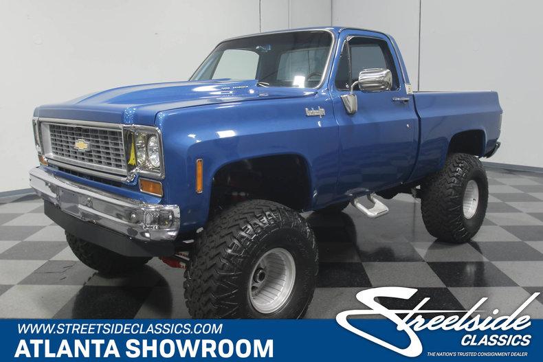 For Sale: 1973 Chevrolet K-10