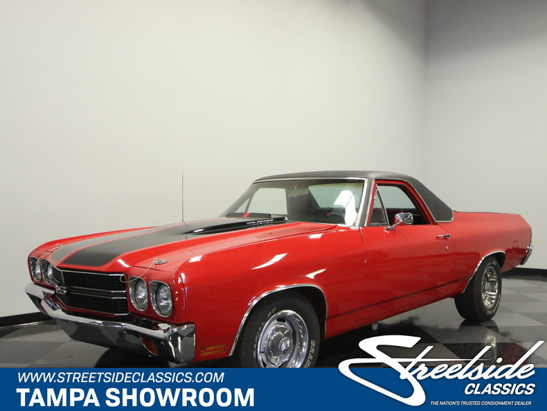For Sale: 1970 Chevrolet El Camino