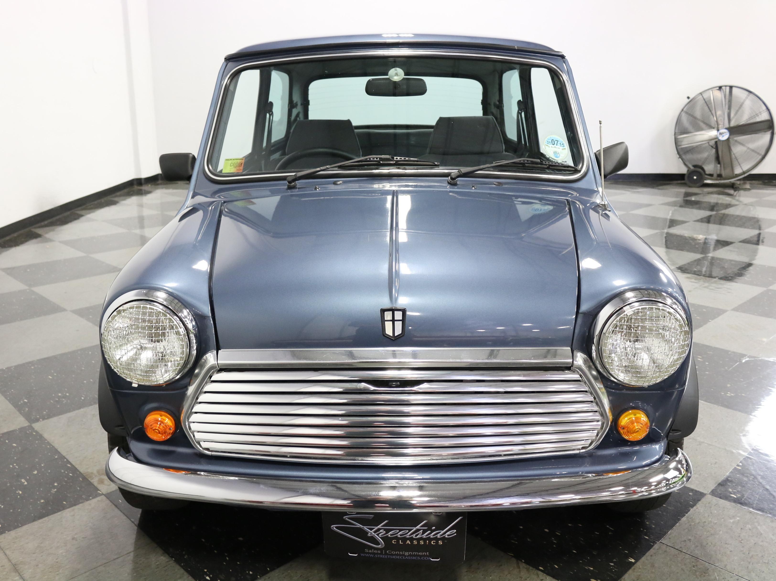 2514-DFW | 1991 Austin Mini | Streetside Classics