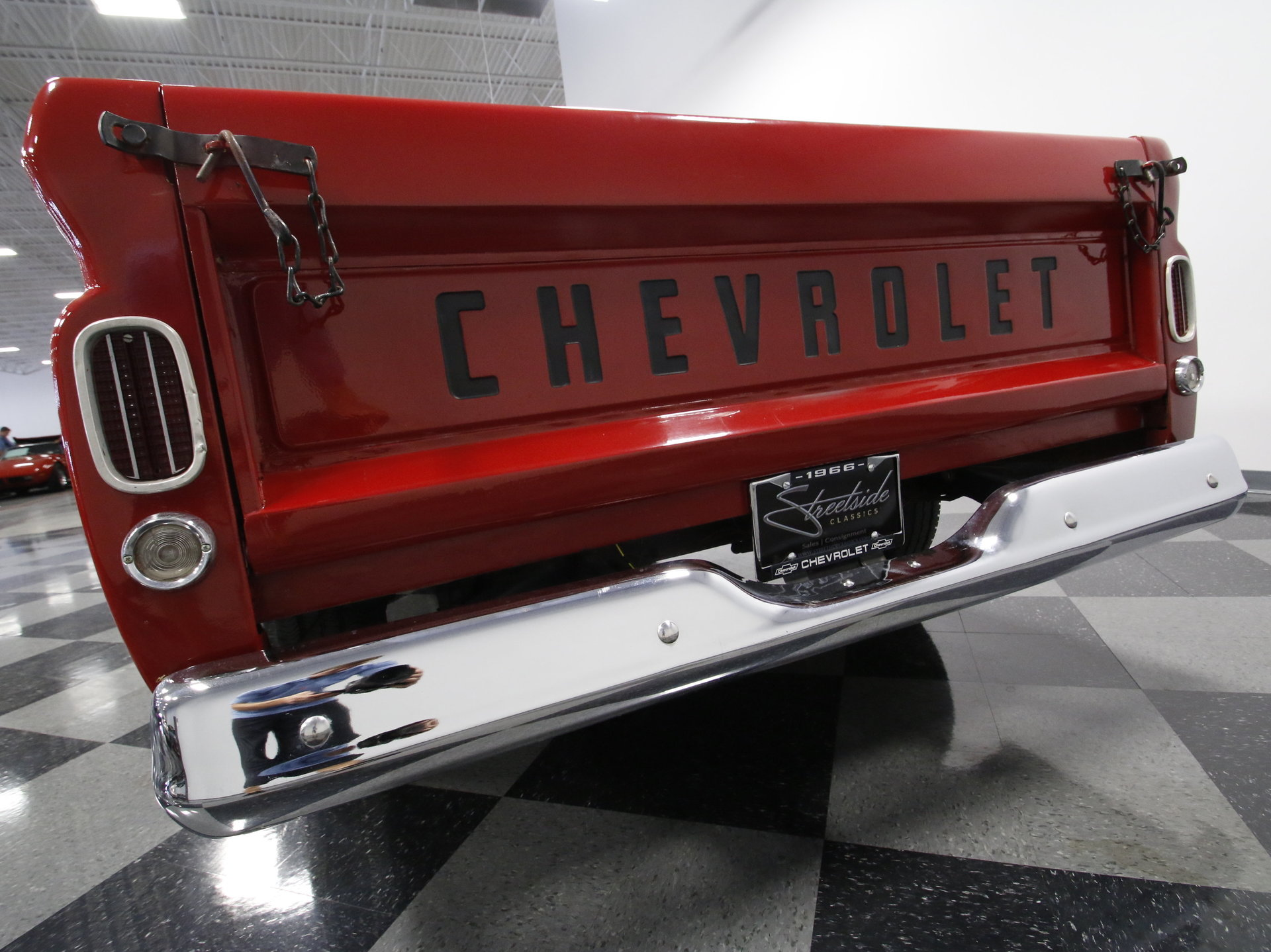 1966 Chevrolet C10 Streetside Classics The Nations Trusted Chevy Custom Show More Photos