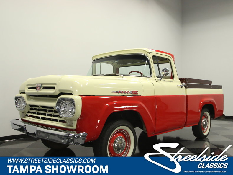 For Sale: 1960 Ford F-100