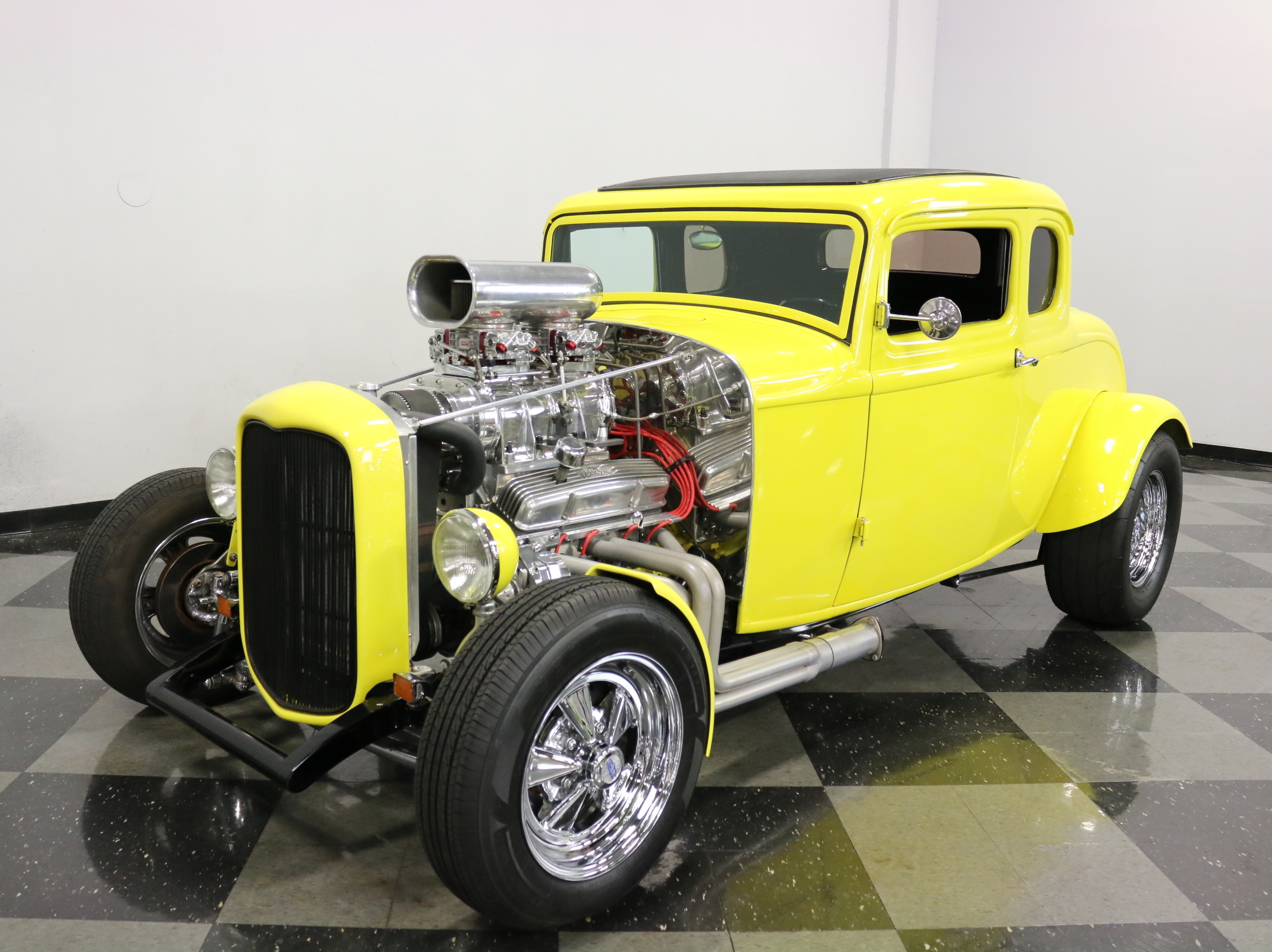 32 Ford Coupe For Sale Craigslist >> 1932 Ford 5-Window Coupe for sale #63594 | MCG