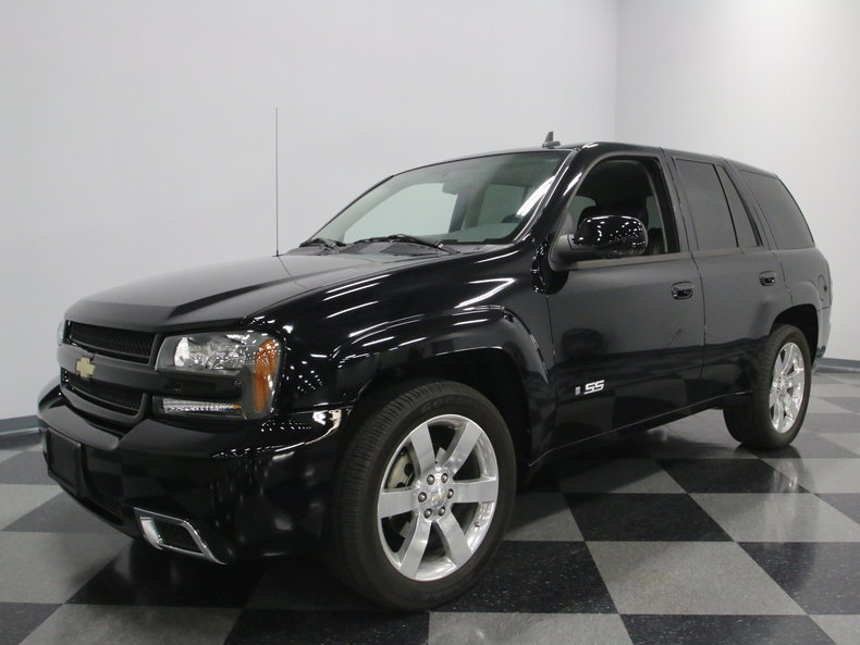 2007 Chevrolet Trailblazer SS | Streetside Classics - The ...
