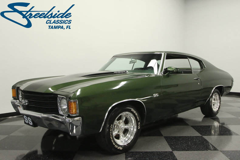 For Sale: 1972 Chevrolet Chevelle