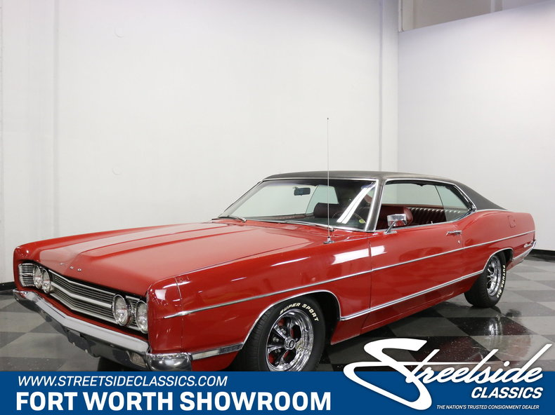For Sale: 1969 Ford Galaxie