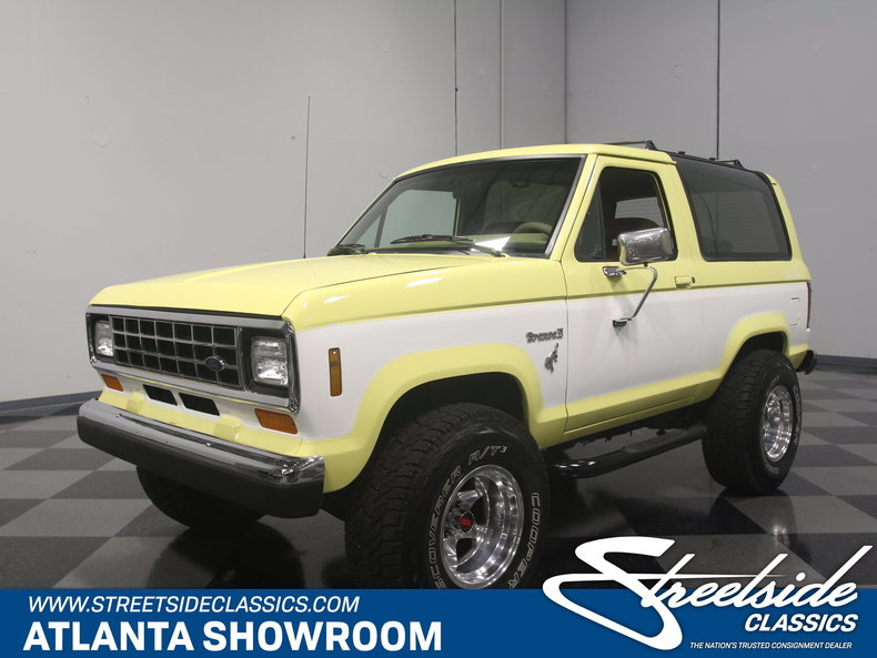 For Sale: 1988 Ford Bronco II