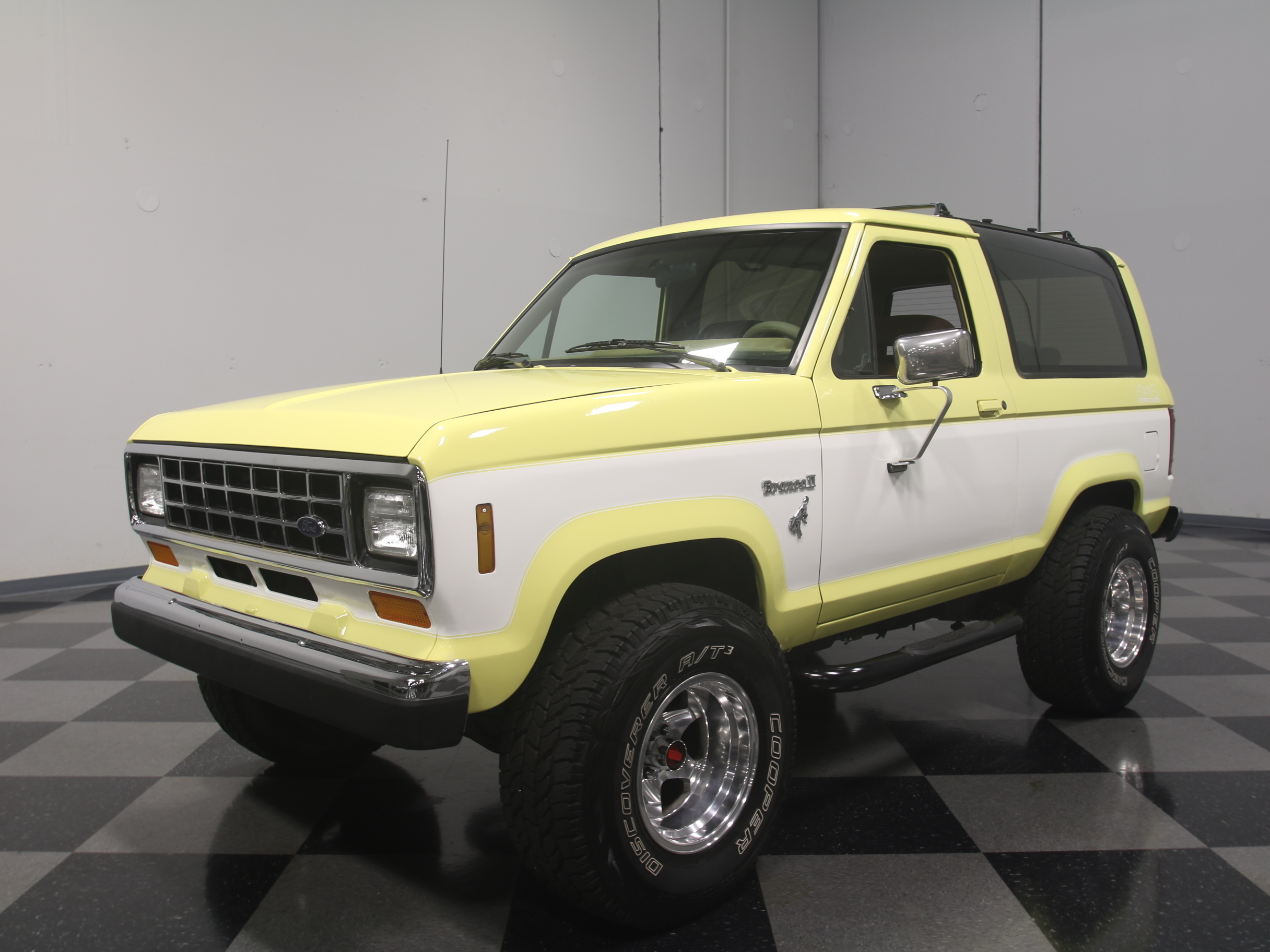 1988 ford bronco ii streetside classics the nations