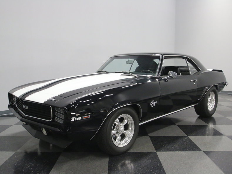 1969 chevrolet camaro streetside classics the nation 39 s trusted classic car consignment dealer. Black Bedroom Furniture Sets. Home Design Ideas