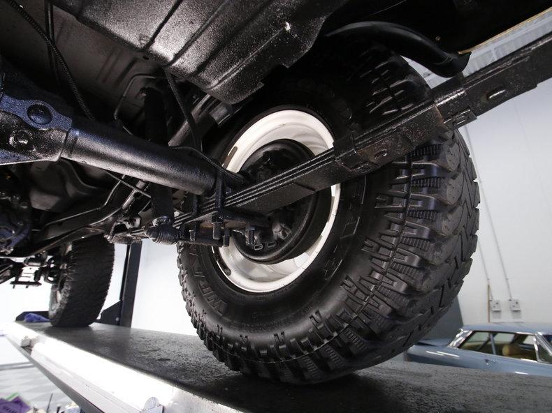 Jacked Up Jeep Renegade >> 1981 Jeep CJ5 Renegade for sale #63094 | MCG