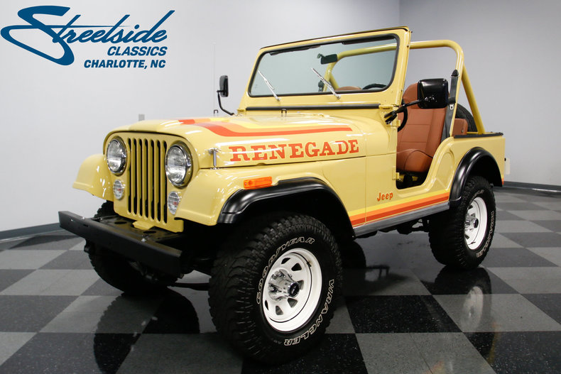 For Sale: 1981 Jeep CJ5