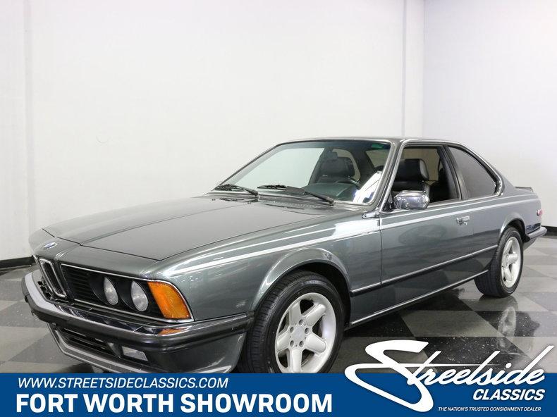 For Sale: 1983 BMW 635csi