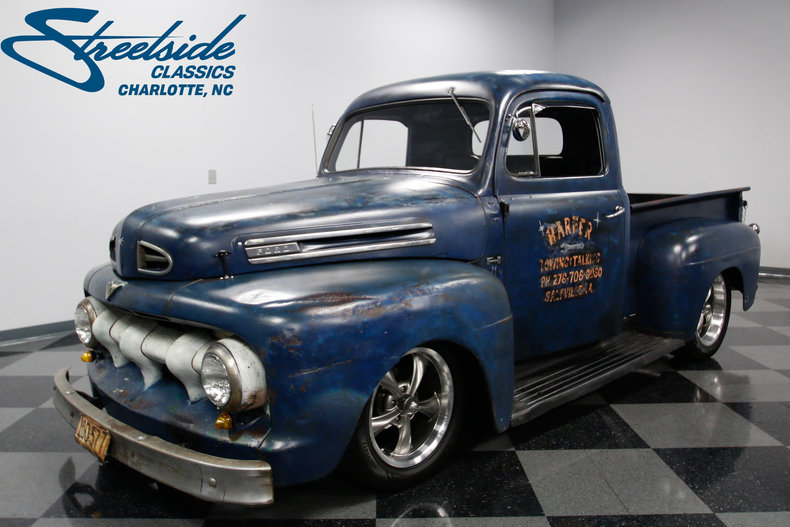 For Sale: 1952 Ford F-1