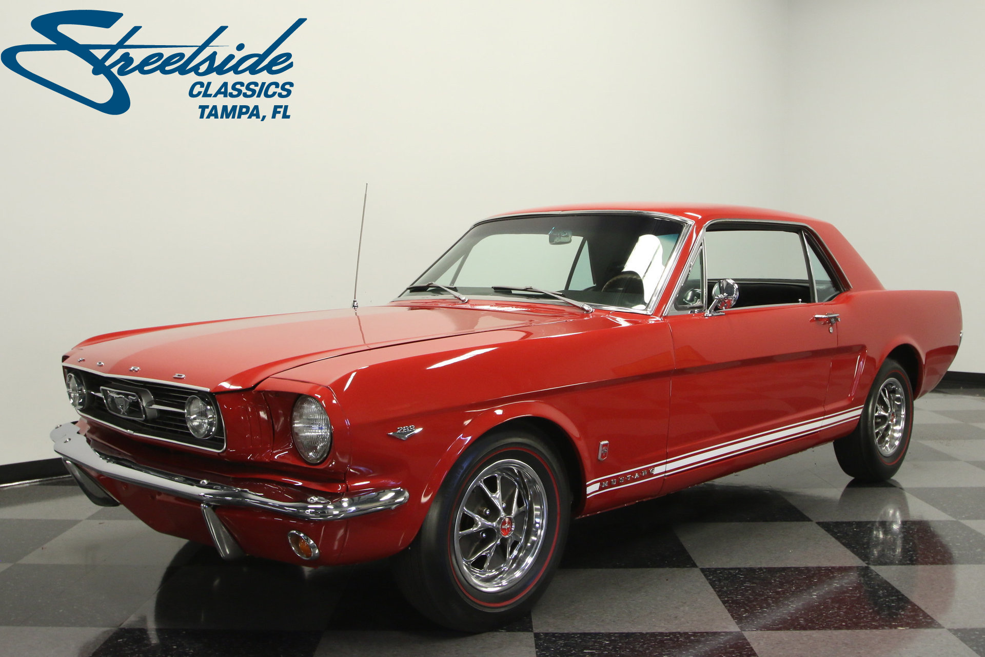 1966 Ford Mustang   My Classic Garage