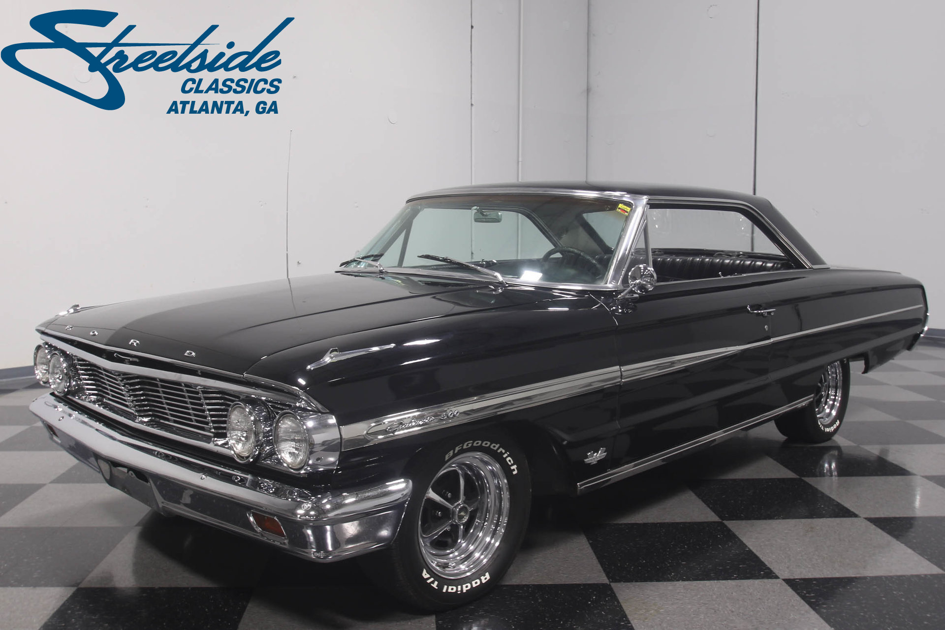 1964 ford galaxie 500 for sale 63432 mcg. Black Bedroom Furniture Sets. Home Design Ideas