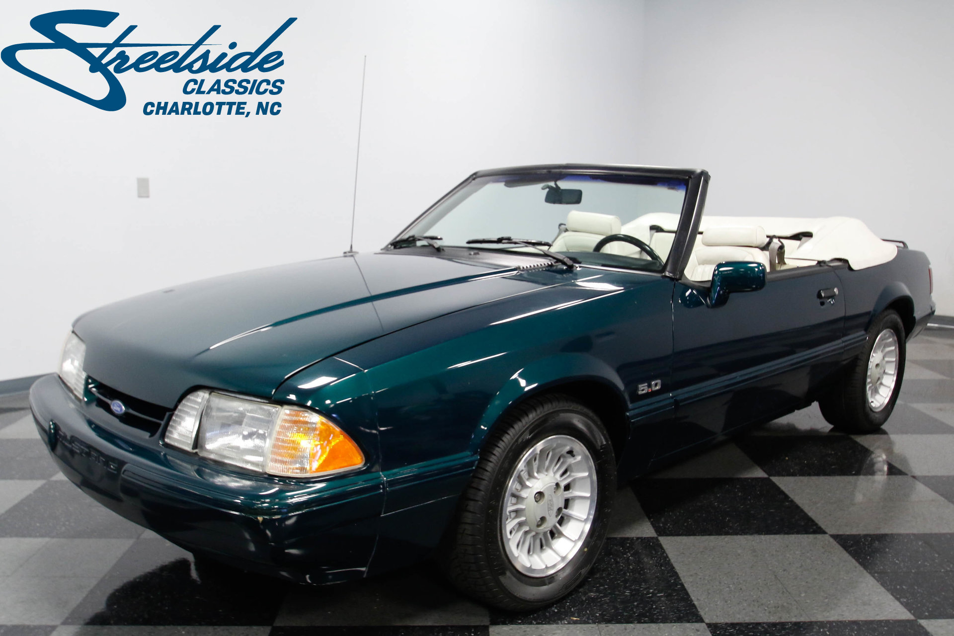 1990 ford mustang lx 7 up edition for sale 63956 mcg. Black Bedroom Furniture Sets. Home Design Ideas