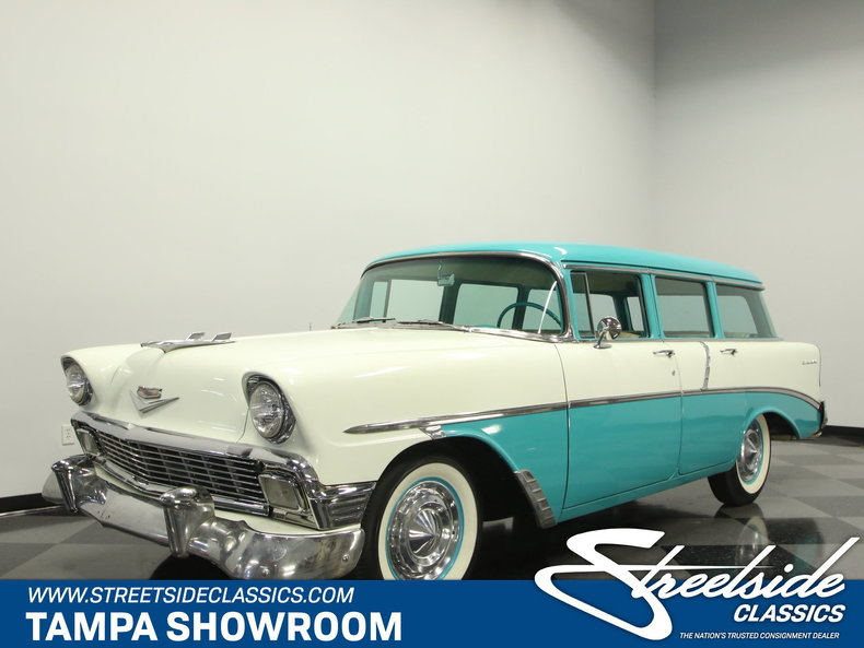 For Sale: 1956 Chevrolet 210 Beauville