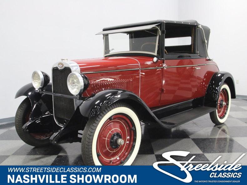 1928 Chevrolet Cabriolet