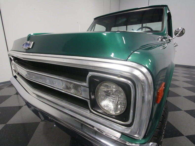 1970 1970 Chevrolet C10 For Sale