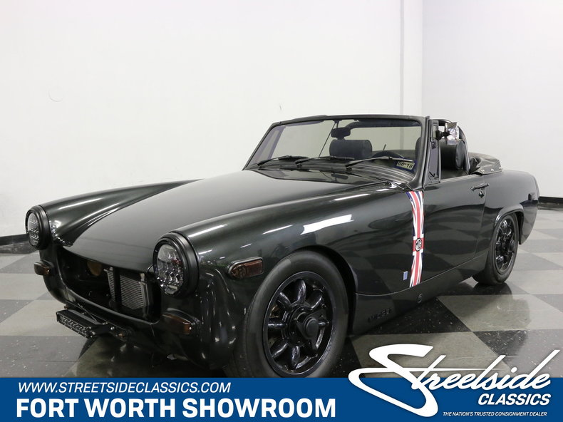 For Sale: 1971 MG Midget