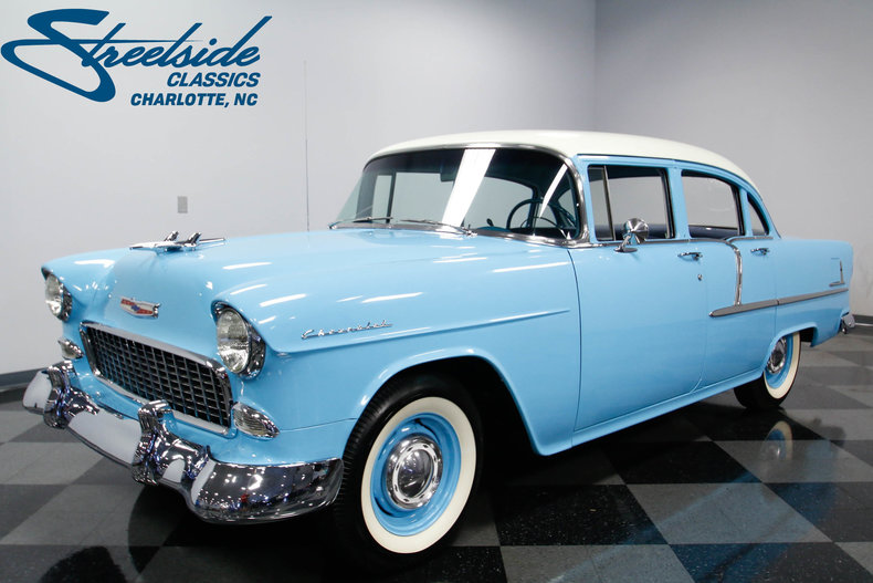 For Sale: 1955 Chevrolet 210