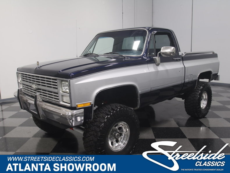 For Sale: 1984 Chevrolet K-10