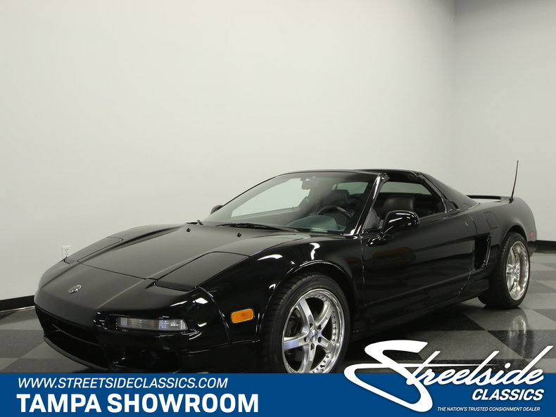 For Sale: 1996 Acura NSX-T
